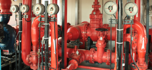 внутренний пожарный водопровод