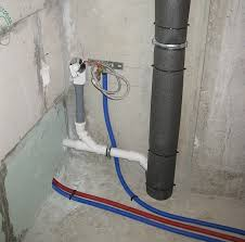 водопровод рехау в доме