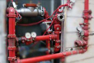проектирование внутреннего пожарного водопровода