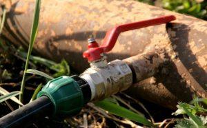 система летнего водопровода