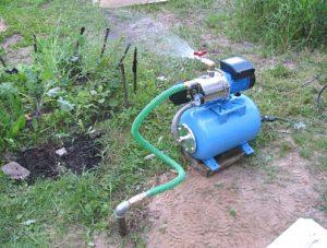 водяная станция
