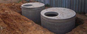 канализация из бетона