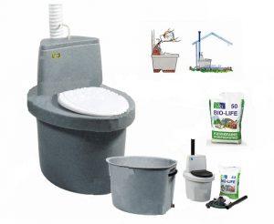 торфяной туалет