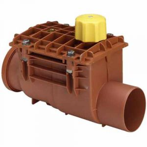 канализационный клапан