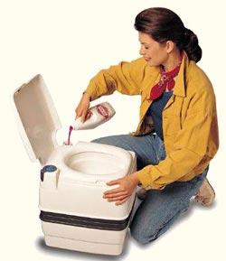 жидкость для туалета