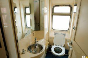 новые туалеты в поездах