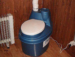 биотуалет для дома