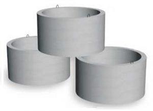 бетонные кольца