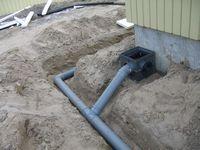 канализация ливневая