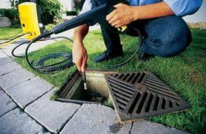 очистка наружной канализации