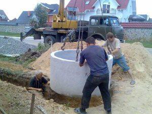 бидонная канализация