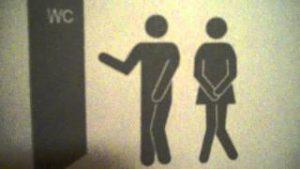 ожидание туалета