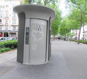 общественный биотуалет