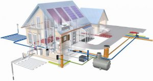 Устройство газового оборудования для поквартирного